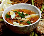 Indonesian Chicken Soup (Soto Ayam)