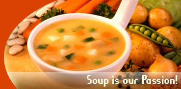 Soup is our passion!